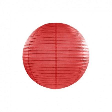 Lampion Rot 35 cm