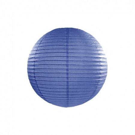 Lampion Royal Blau 35 cm