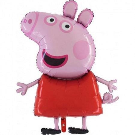 Geschenkballon Peppa Pig