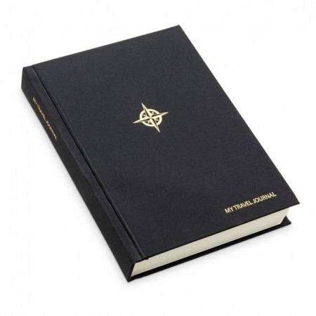 My Travel Journal schwarz