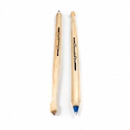 Drumstick Pen Blau