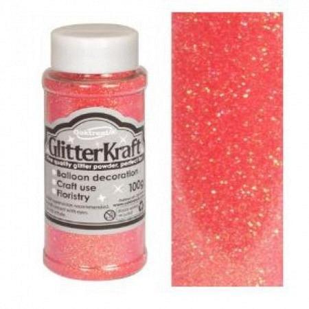 Glitter Metallic SugarPink 100 Gramm