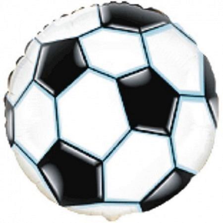 Fussball Geschenkballon 48cm